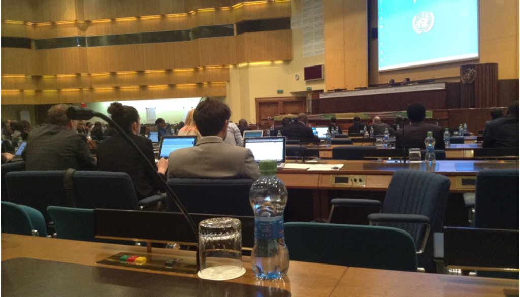 Connected Development attends High Level conference on Open Data