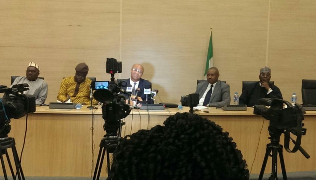 Media Briefing on 2017 Budget