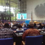 DW Director General Peter Limbourg opens the Global Media Forum in Bonn: